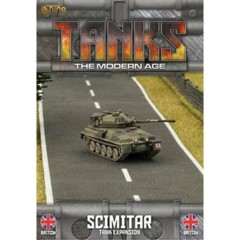 Scimitar Tank Expansion