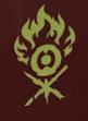 Ravnica Allegiance - Enamel Pin - Gruul