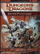 Eberron Player's Guide - 4th Edition Hardcover - Used