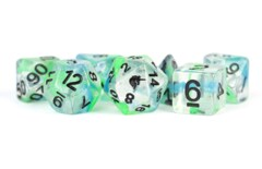 Sea Kelp 16mm Poly Dice Set