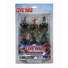 Captain America - Civil War - Starter Set