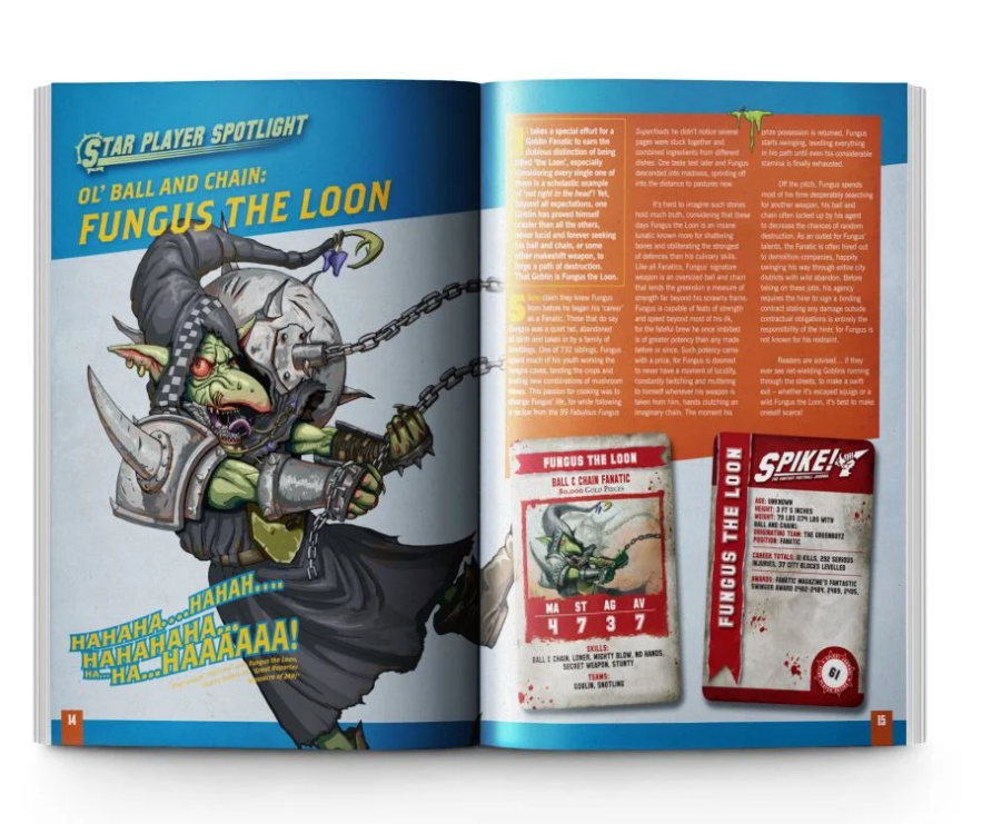 Blood Bowl Spike! - Issue 10
