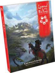 Legend of the Five Rings; Emerald Empire (The Essential Guide to Rokugan)