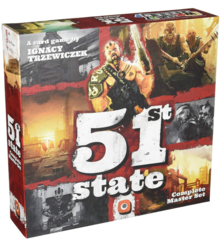 51st State - Master Set Board Game