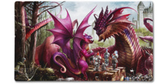 DS05 - Dragon Shield Playmat: Father's Day Art