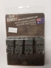 TAU121 Anti-Tank Land Rover Section