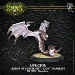 Legion of Everblight Afflictor Light Warbeast
