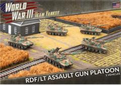 TUBX20 RDF/LT Assault Gun Platoon (x5)