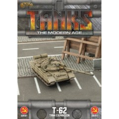 Tanks - The Modern Age - T-62 - Tank Expansion - Soviet