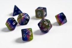 SIRIUS - Blue, Pink & Green 7 DIE SET