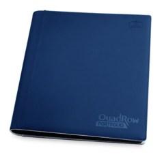 Ultimate Guard 12 Quadrow Portfolio - Blue