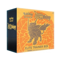 Sun & Moon: Ultra Prism - Elite Trainer Box - Dusk Mane Necrozma