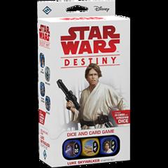 Star Wars Destiny: Luke Skywalker
