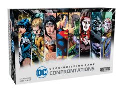 DC Comics Deck-Building Game: Confrontations
