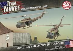 Huey Helicopter Flight