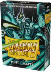 Dragon Shield - Small - 60ct - Matte – Mint