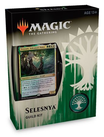 Guilds of Ravnica Guild Kit: Selesnya