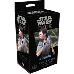 Princess Leia Organa Commander Expansion