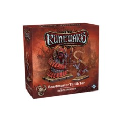Runewars: Beastmaster Th'Uk Tar Hero Expansion