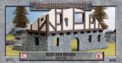 BB590 - Wartorn Village - Large Ruin