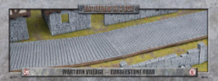 BB592 - Wartorn Village - Cobblestone Road