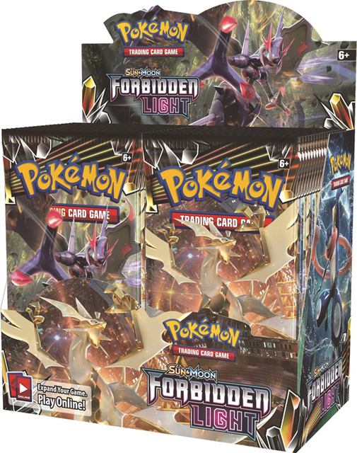 Sun & Moon - Forbidden Light Booster Box