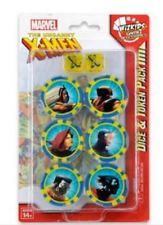 The Uncanny X-Men Dice &Token Pack