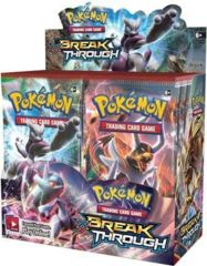 XY: BREAKThrough - Booster Box