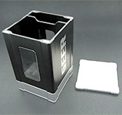Box God - Seer - 100ct - Silver