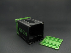 Box God - Seer - 100ct - Green