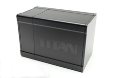Box God - Titan - 100ct - Black