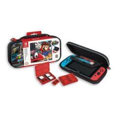 Nintendo Switch Game Traveler Deluxe Travel Case - Super Mario Odyssey