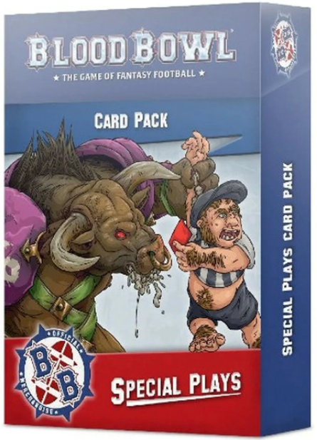 Blood Bowl: Special Plays Card Pack