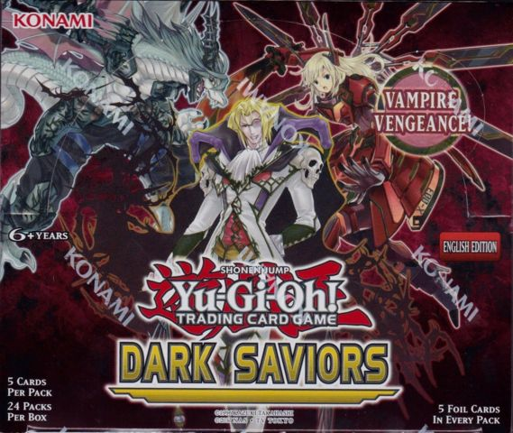 Dark Saviors Booster Box Unlimited