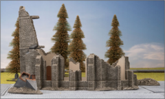 Battlefield in a Box: Ruined Church (BB177)