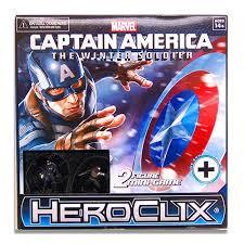 Captain America The Winter Soldier 2 Figure Mini-Game