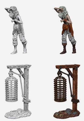 WizKids Deep Cuts - Hanging Cage