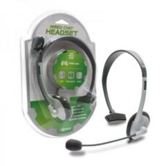 Xbox 360 Microphone Headset (White) - Tomee