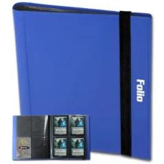 BCW Folio 4-Pocket - Blue