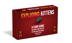 Exploding Kittens (First Edition)