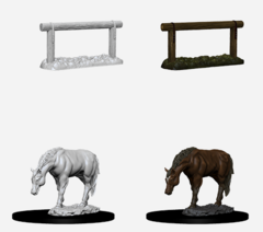 WizKids Deep Cuts - Horse & Hitch