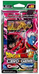 Dragon Ball Super TCG - Cross Worlds Special Pack