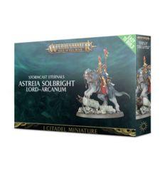 Stormcast Eternals - Astreia Solbright, Lord-Arcanum