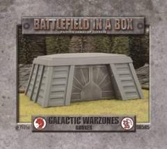 Battlefield in a Box: Galactic Warzones Bunker