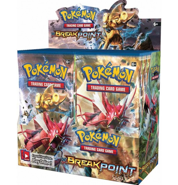 XY: BREAKPoint - Booster Box