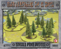 BB510 - Small Pine Wood - 15mm