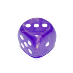 30mm D6 Borealis Purple/White