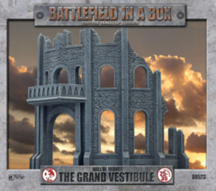 BB523 - Hall of Heroes - The Grand Vestibule