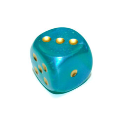 30mm D6 Borealis Teal/Gold
