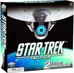 Star Trek Tactis - 2 Figure Mini-Game